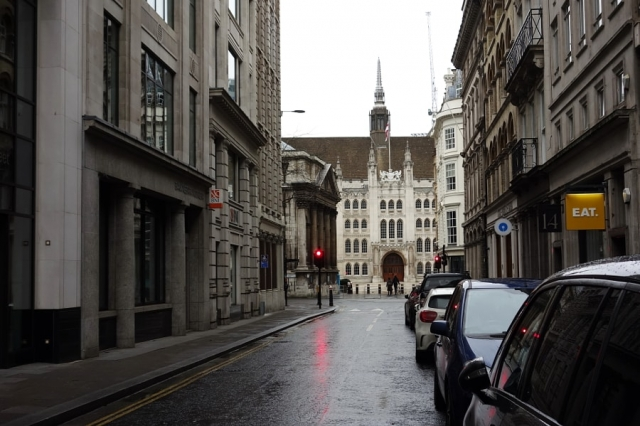 Streets of London by Sandra on 500px.com