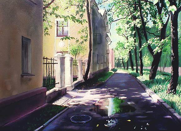 картины художник Владимир Пасичник - 01