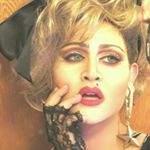 Этого парня называют «двойником» Мадонны. Фото