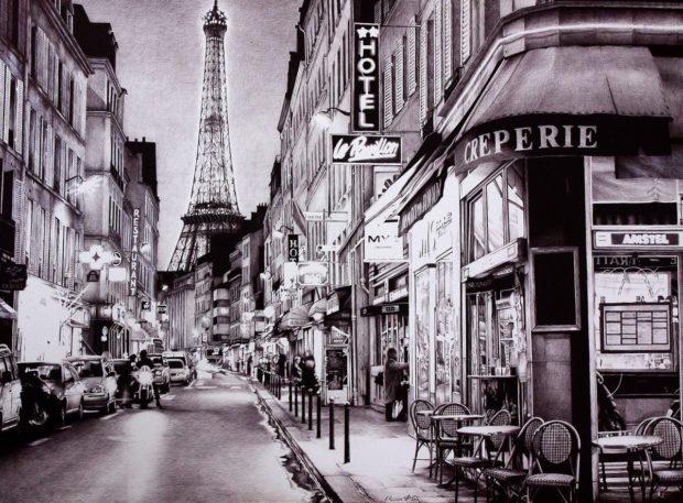 Poletaev_3 Парижские вечера