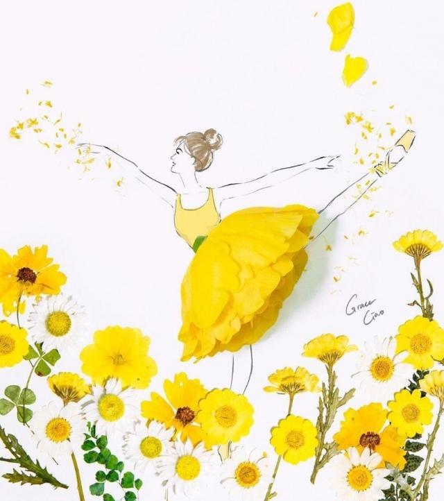 Необыкновенные иллюстрации by Grace Ciao.#персона@woman.blog - 5
