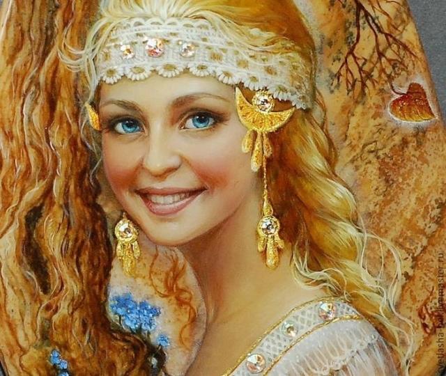 """""""Я нарисую мир таким, каким люблю"""" Сказочные работы Светланы Беловодовой. - 2"""