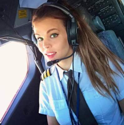 Сеть покорили девушки-пилоты из Швеции. Фото