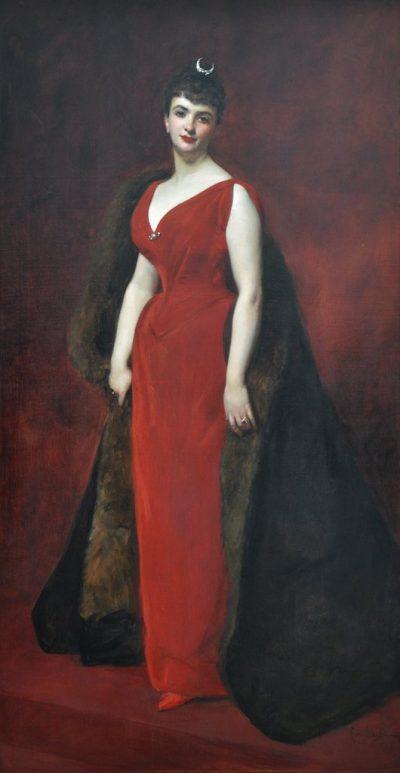 художник Carolus-Duran (Каролюс-Дюран) картины – 16