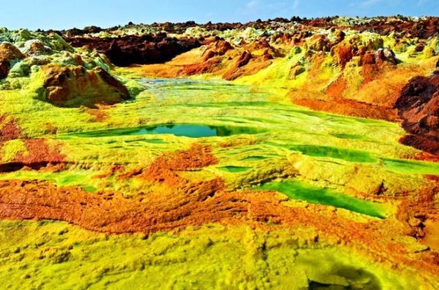 Одно из самых негостеприимных мест на Земле./Фото: www.orangesmile.com