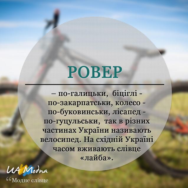 Модне слівце Рόвер український сленг, неологізми, жаргонізми