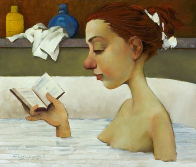 Стихи. Автор: Fred Calleri.