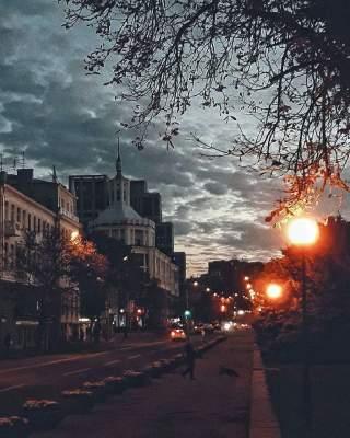 Атмосферные снимки Днепра из Instagram. Фото