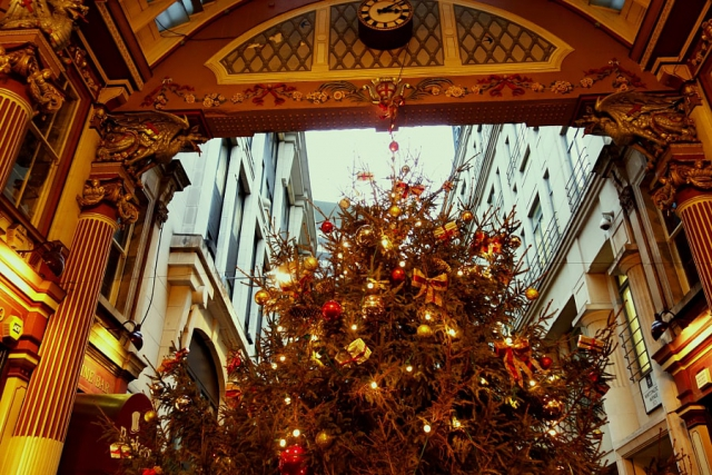 Christmas in the City of London by Sandra on 500px.com