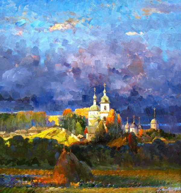 художник Сергей Кузин картины – 19