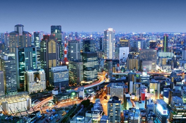На 15-й позиции находится один из крупнейших японских городов с населением в количестве 16,8 миллиона человек.