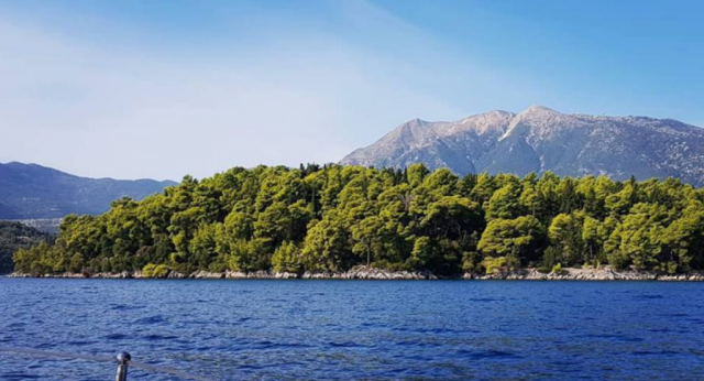 Волшебный Асос: в сети появились красочные фото Греции