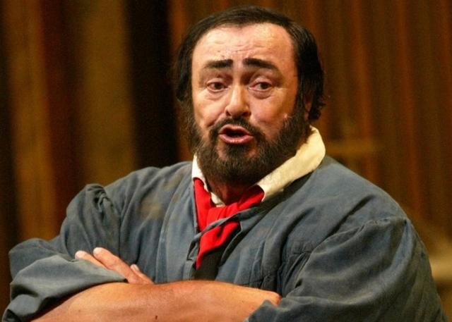 Лучано Паваротти назван «Королем отмен»./ Фото: vesti-ukr.com