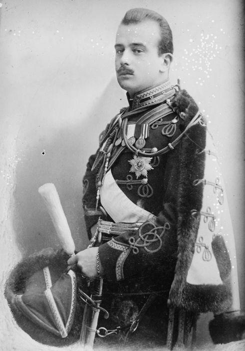 Великий князь Борис Владимирович