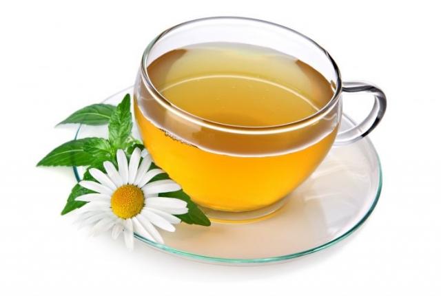 Чай и ромашка