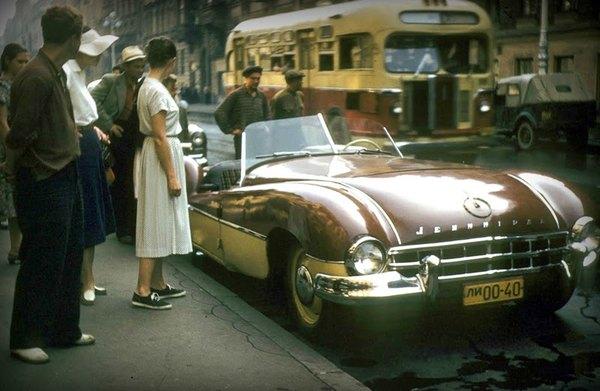 Фото 1 - 5 самых интересных самодельных автомобилей СССР