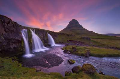 Работы лучших в мире пейзажных фотографов. Фото