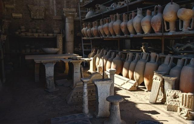 Артефакты Помпей.