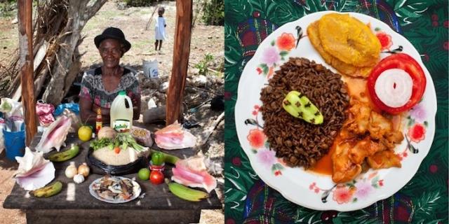 Фото: Что готовят бабушки в разных странах мира (Фото)