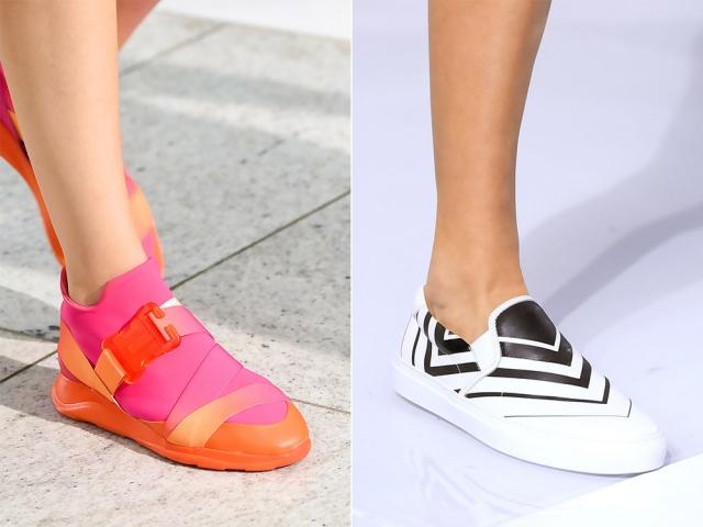 Фото: Мода 2018: пять главных обувных трендов сезона весна-лето 2018