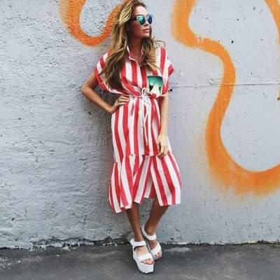 Самые модные платья этого лета. Фото