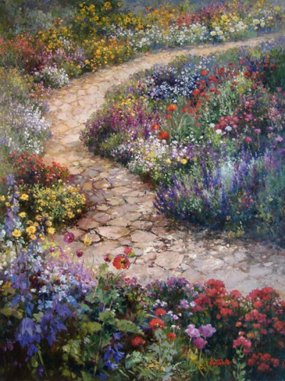 художник Paul Guy Gantner -18