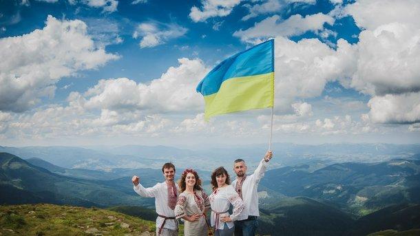 В Украине отмечается 26-ая годовщина провозглашения независимости.  Фото: kampot.org.ua