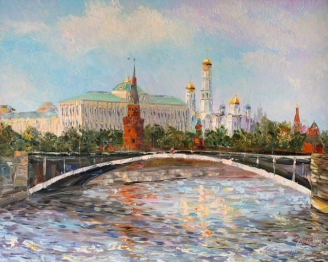 художник Владислав Кравчук картины - 17