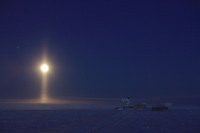 Южный полюс, Антарктида