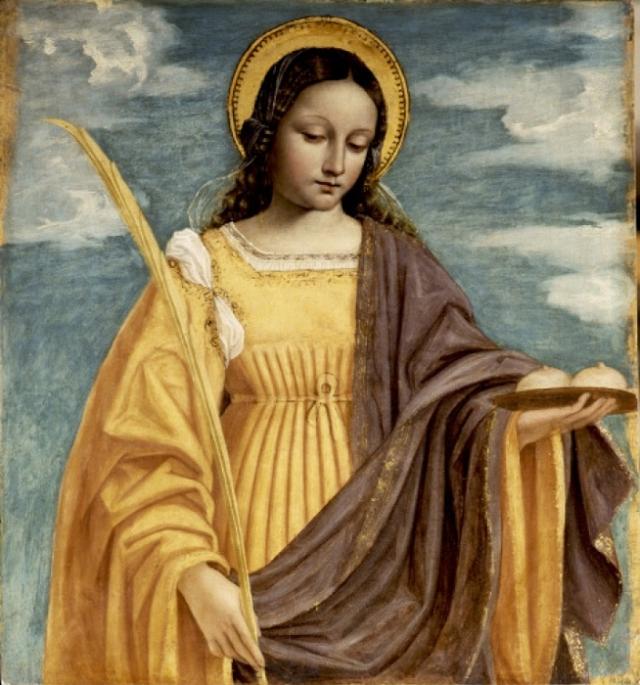 (1510г.). Автор: Бергононе.