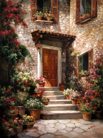 художник Paul Guy Gantner -16