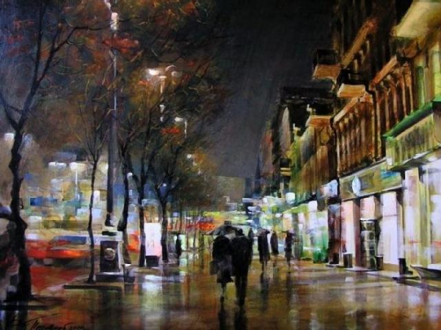 художник Виталий Петровский картины - 08