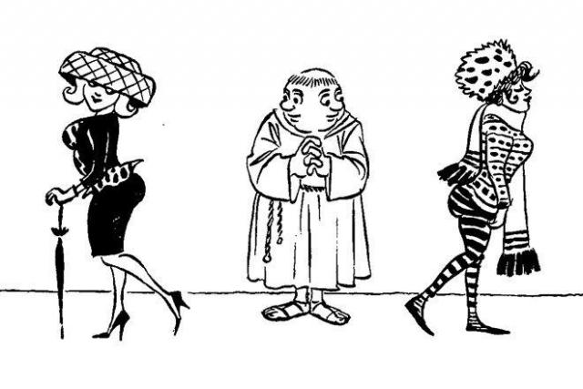 """Результат пошуку зображень за запитом """"Комиксы Херлуфа Бидструпа.фото"""""""
