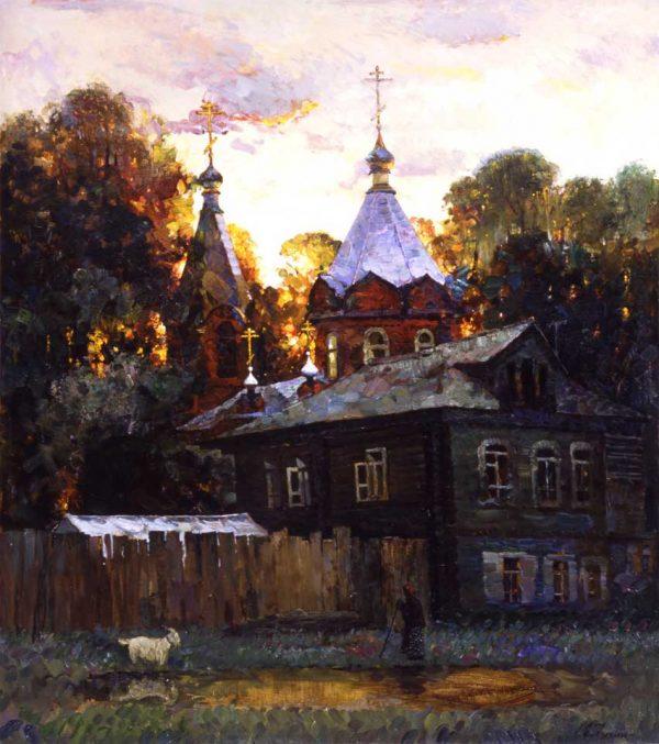художник Сергей Кузин картины – 16