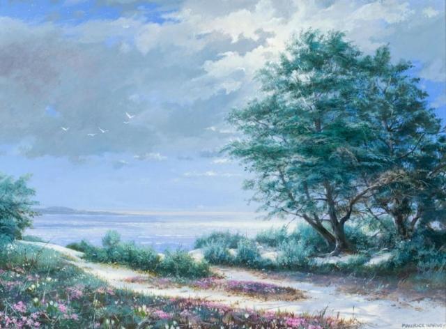 Художники. Вернисаж пейзажной живописи XVI-XX веков
