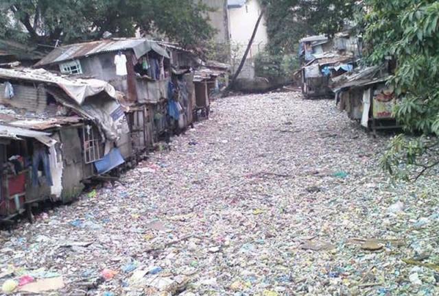 Фото: Самые загрязненные реки со всей планеты (Фото)