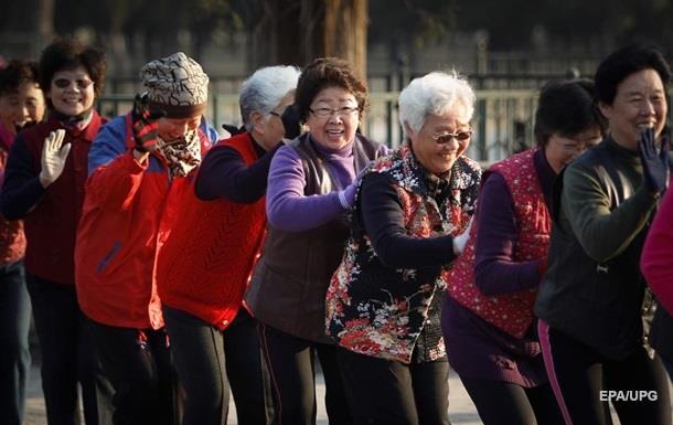 В университетах Китая учатся семь миллионов пожилых людей
