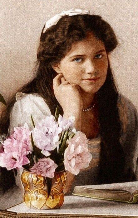 Третья дочь императора Николая II и императрицы Александры Фёдоровны.