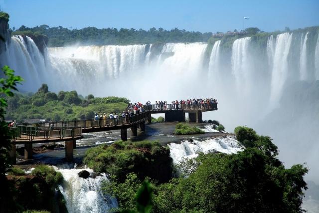 """Результат пошуку зображень за запитом """"Красивейшие водопады Игуасу...фото"""""""