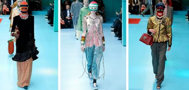 Кроссовки на каблуке и рога: самые странные модные новинки 2018 года