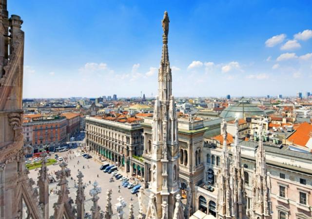"""Результат пошуку зображень за запитом """"Милан -удивительный город с изумительной архитектурой - фото."""""""