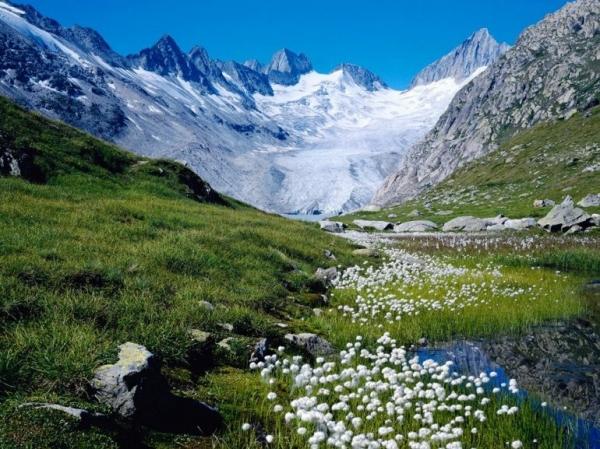 Самые красивые долины мира