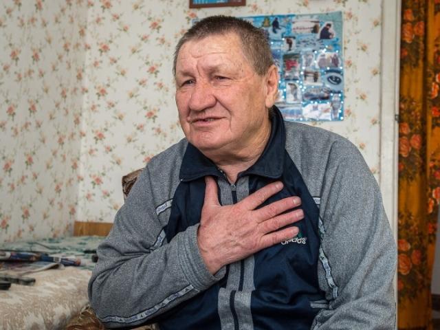 Портрет Валерия Мельникова. Фото: ampravda.ru