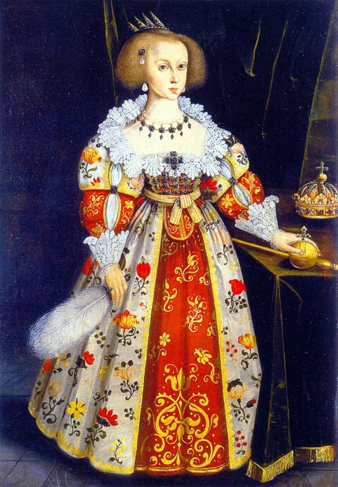 Никто не знает точно, почему Кристина говорила, что мать её ненавидит, но в раннем детстве принцесса получила несколько травм.