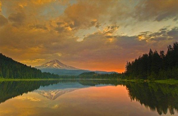 Красота природа