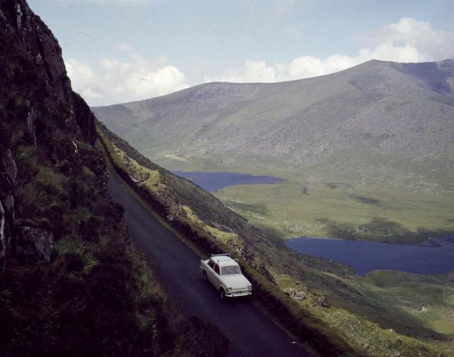 Полуостров Дингл, графство Керри, Ирландия.