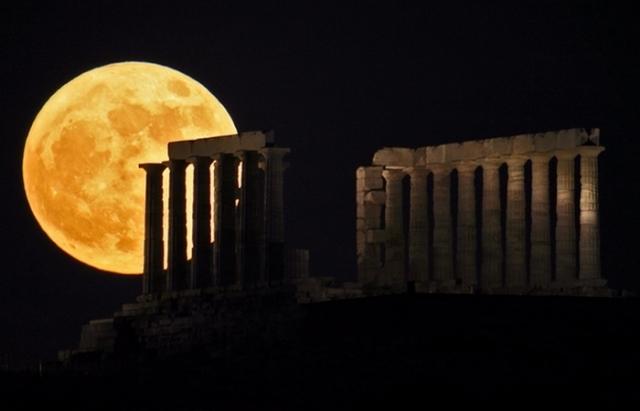 Семь чудес света: Луна.