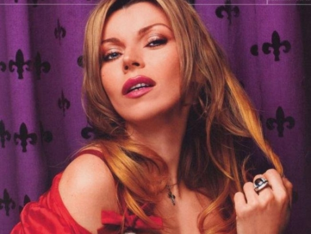 Популярная в 1990-х гг. певица Лада Дэнс | Фото: muslib.ru