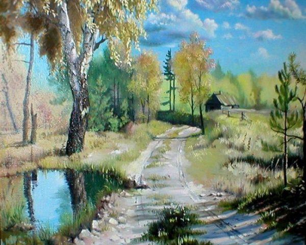 картины художник Владимир Пасичник - 07