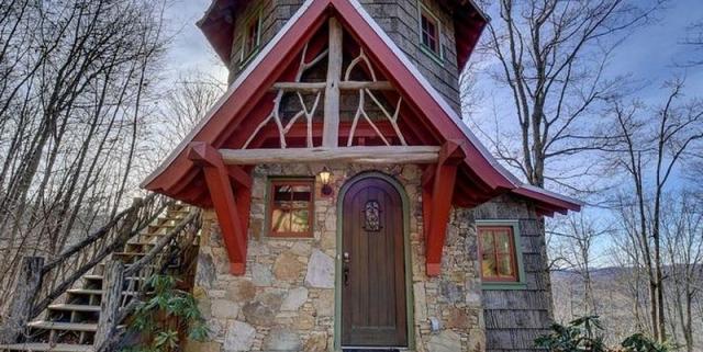 Фото: Вы будете поражены, когда увидите, что находится внутри этого дома (Фото)